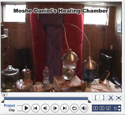 Moshe Daniel's Healing Chamber