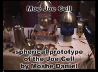 Moe-Joe Cell 3 hydrogen cell