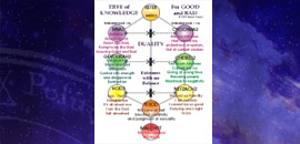 Kabbalah tree of knowledge for good and evil by moshe daniel